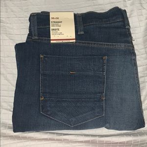 Tommy Hilfiger Straight Jeans Possibly Denton Cut